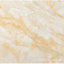 Carrelage en marbre en carreau poli