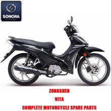 Zongshen VITA Complete motorbody kit Reserveonderdelen Originele reserveonderdelen