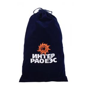Customized large velvet drawstring dust bag