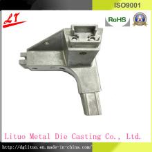 Peças do conector da mobília do triângulo da precisão alumínio por Die Casting