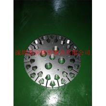 Laminado de Motor de Polo Sombreado para Motor de Ventilador de Secador de Pelo