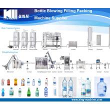 Пить воды разливая по бутылкам машина для фабрики