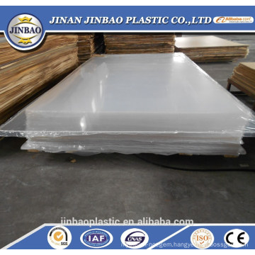 own factory direct sale glow in the dark plastic sheets with good quality