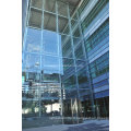 Structure en acier Point Fixing Glass Curtain Wall