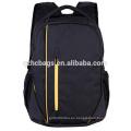Bolsa única para laptop con mochila y compartimento para computadora para hombres (ES-H498)