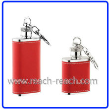 Promotional Stainless Steel Mini Hip Flask (R-HF002)