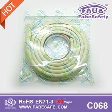 Kids Baby Safety Glass Table Corner Cushion