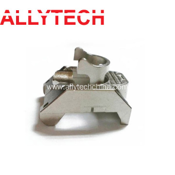 CNC Nonstandard Machined Die Casting Parts