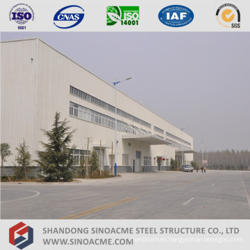 Prefabricated Steel Structure Frame Workshop