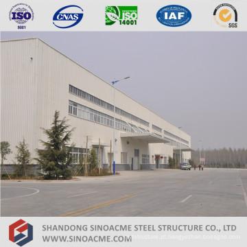 Oficina Pré-Fabricada De Armação De Estrutura De Aço