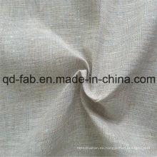 """55/56 """"165G / M2 Hilo de lino teñido de tela (QF16-2470)"""