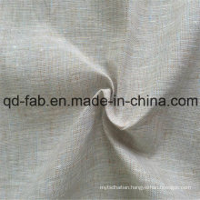 "55/56"" 165G/M2 Linen Yarn Dyed Fabric (QF16-2470)"