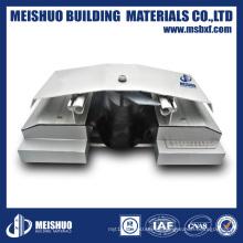 Cubiertas para juntas de expansión de techo de aluminio