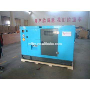 Silent type 10kw /12kva 380v 3 phase diesel generator