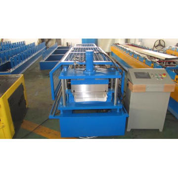 Fully Automatic 07. -1.2mm Color Coated Steel Sheet Cold Roll Forming Machine