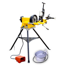 Máquina de roscado de tubos eléctricos Hongli SQ50D