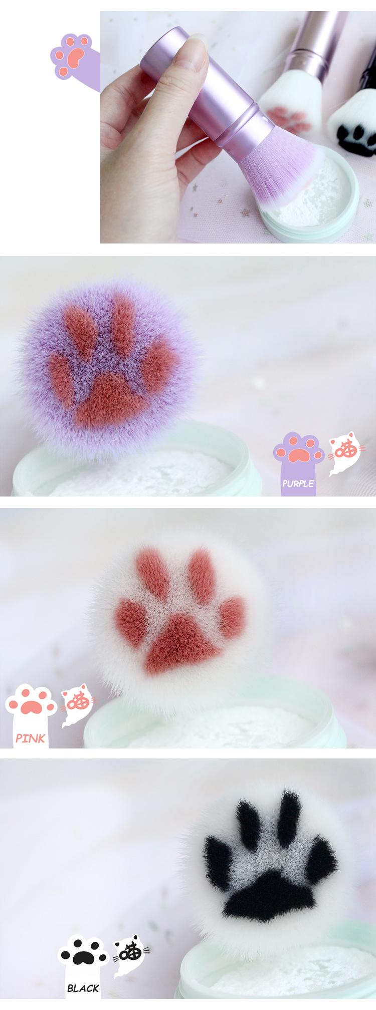 Cute Cat Paw Foundation Blush 4