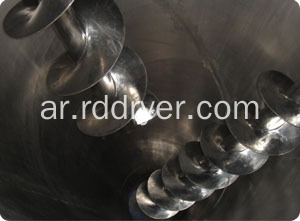 Double Screw Conical خلط الآلات