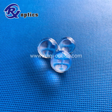 sapphire optical glass ball lens half ball lens