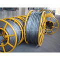 Pilot wire in transmission line