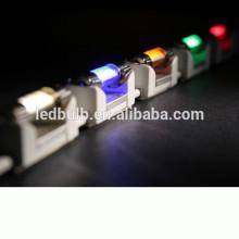 Großhandels-RGB LED-Girlande-Streifenlicht führte hellen Streifen