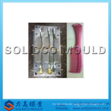 fabricante de moldes de peine de inyección de plástico en China