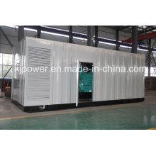 1000 кВт Silent Cummins Diesel Generator Set