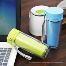 Современный дизайн двойной Кубок, пластиковых стаканчиков