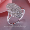 2018 hot style customized silver jewelry manufactured in china