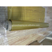 PVDC heat shrink film Plastic wrap film for food packaging