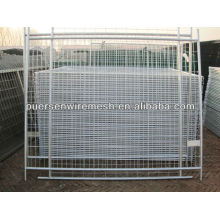 Electro Galvanized Welded Fence Panels