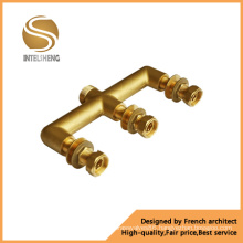 Forged Brass Water Manifold (TMF-100-02)