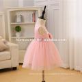 2017 новая мода розовый цвет младенческой детские дни рождения крещение платье для детского девочки день рождения