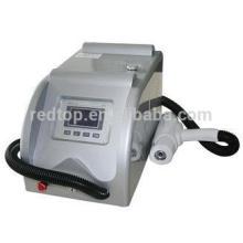 2014 máquina de remoção de tatuagem de laser de arte de equipamentos de beleza laser mais novo