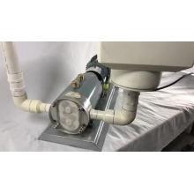 Sanitaire en acier inoxydable de qualité alimentaire rotor pompe à stator pompe à lobe rotatif pour huile de chocolat