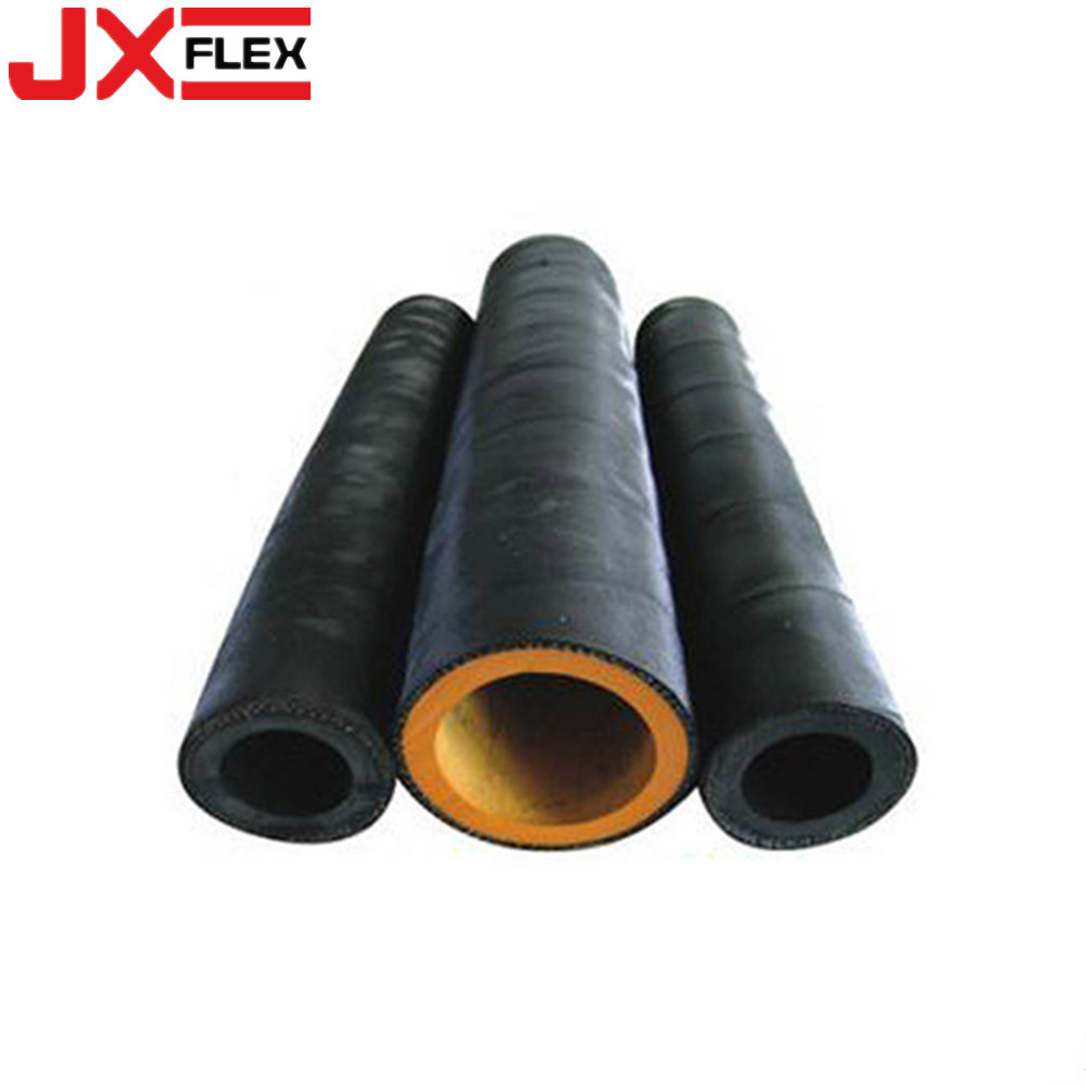 Black Smooth Sandblasting Hose