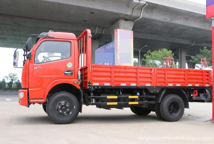 Dongfeng Captain Cargo Truck 3