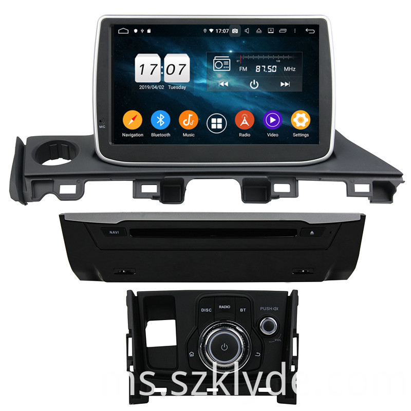 Android Head Units for Mazda