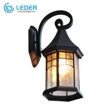 LEDER Modern Outdoor Wall Lamp
