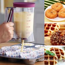 baking DIY cupcake pancake batter dispenser for kitchen tool