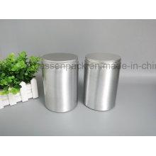 High-End Metall Lebensmittel Verpackung Container für Albumen Pulver (PPC-AC-062)