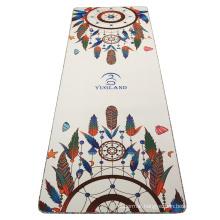 Precision seaming cheap organic comfortable natural hemp yoga mat strap