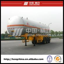 Haute qualité réservoir GPL Semi remorque (HZZ9401GYQ) disponible