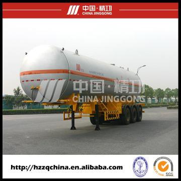 High Quality LPG Tank Semi Trailer (HZZ9401GYQ) Available