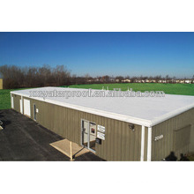 TPO roofs membrane