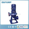Pompe submersible solaire verticale d'eaux d'égout