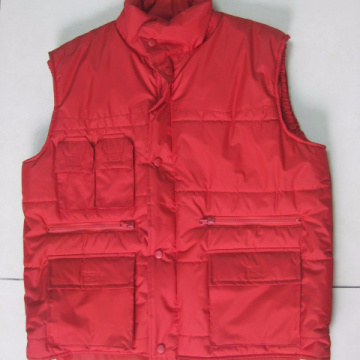 high quality outdoor men padded vest
