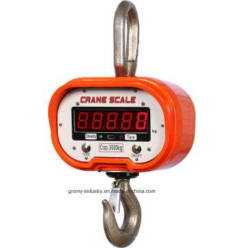 Échelle électronique de grue numérique Échelle de suspension Ocs-C 5t