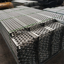 Serrated Metal Grating Grating Industrial Stair Treads