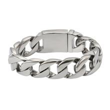 75518 Xuping Chine fournisseurs de bijoux en acier inoxydable nouvelle chaîne en or bracelets bracelets conception simple pour les hommes